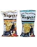 Patatas fritas sabor pollo asado - Patatas fritas al punto de sal - Patatas Tuyas