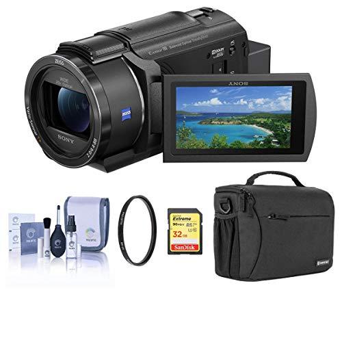 Sony FDR-AX43 Ultra HD 4K Handycam...