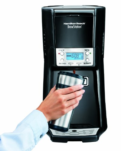 Hamilton Beach BrewStation Coffeemaker