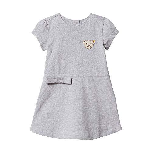 Steiff Mädchen Kleid, Grau (Gray Violet 9008), 56