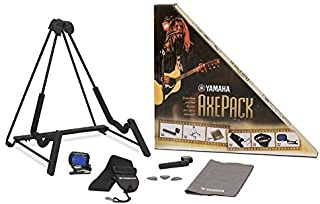 Yamaha Axe Pack Guitar Accessory Kit for Electric & Acoustic Guitar