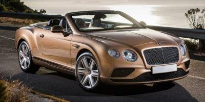 2017 Bentley Continental GT, Convertible ...