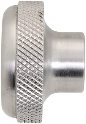 Steel 5//16-18 x 3 Knurled Knob w//Stud 1 Each Reid Select 1 1//2 Dia.