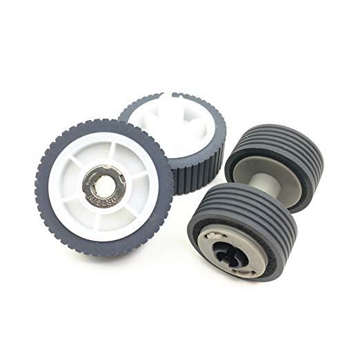 OKLILI PA03656-0001 PA03656-E958 PA03656-E976 Brake Roller Pick Pickup Roller Compatible with ScanSnap iX500 ix1500 Photo #3
