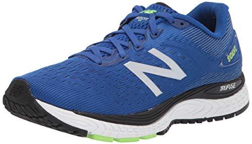 New Balance MSOLV D, Zapatillas para Correr de Diferentes Deportes Hombre, Azul, 46 EU
