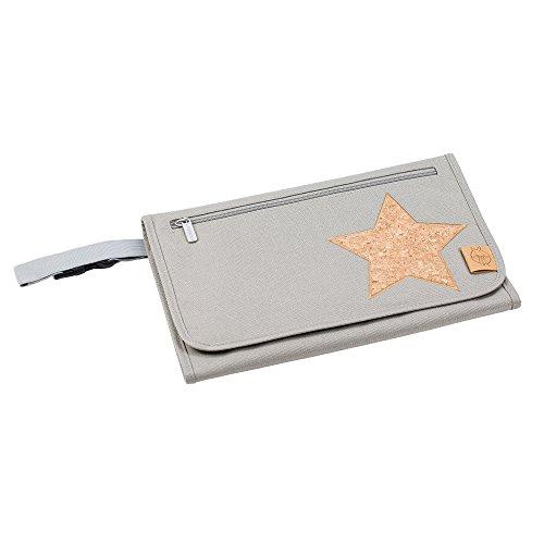 Lässig Casual Wrap to-go corcho Star 1106003209–Colchón cambiador...