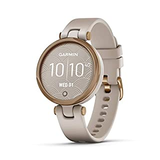 Garmin Lily Smartwatch Sport Edition - Rose Gold Bezel with Light Sand Case and Silicone Band (B08RRQ13KF)   Amazon price tracker / tracking, Amazon price history charts, Amazon price watches, Amazon price drop alerts