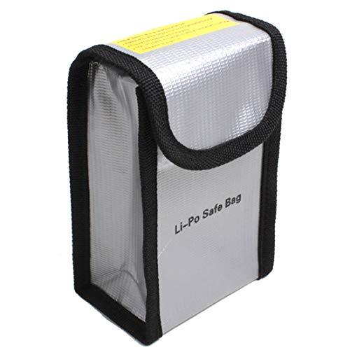 iEago RC Feuerfeste Lipo Battery Safe Tasche Sicherheit Explosionsgeschützte Tasche akku Guard Bag für DJI Phantom 4 / 3 / 2