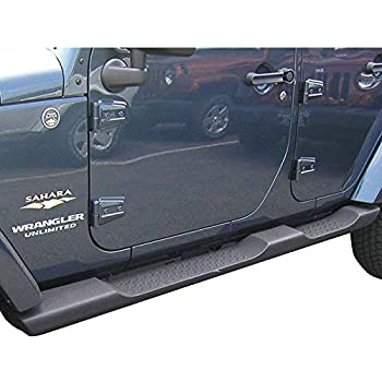 Amazon Com Mopar Molded Side Steps 82210571ad Automotive