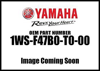 2015-2017 Genuine OE Yamaha FZ-07 Liquid Graphite Seat Cowl - 1WSF47B0T000
