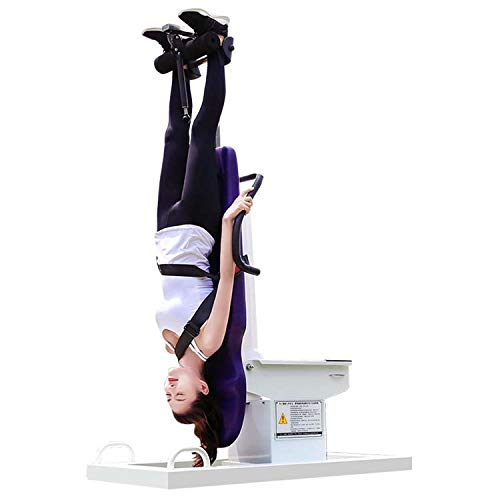Why Choose SHOUTAO 220V Electric Handstand Machine, Multifunctional Stretcher, Built-in Lithium Batt...