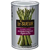 Le Sueur Tender Green Asparagus Spears, 19 Ounce (Pack of 12)