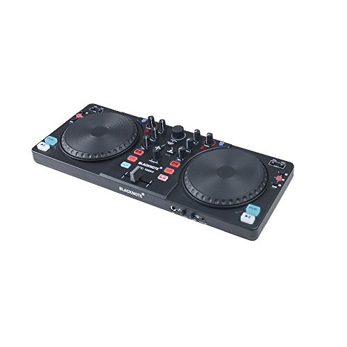 Lowest Prices! DJ Controller To Play Disc Players Mixing MIDI Controller Computer Sound Mixer Mixing...