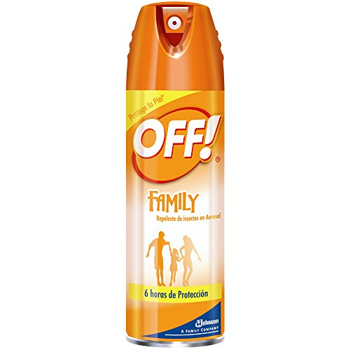 OFF! Repelente de Mosquitos Aerosol, 170 g