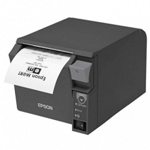 Epson TM-T70II POS-Terminal (Thermal POS, 56/42, verkabelt und kabellos, USB Type, USB 2.0, Wireless LAN)
