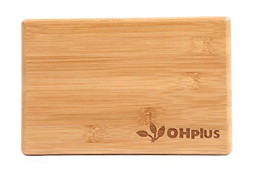 OHplus(オーエイチプラス)『ヨガブロックバンブー』