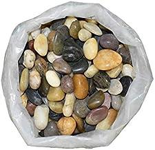 ديكور الحجر الملون حديقة المكتب