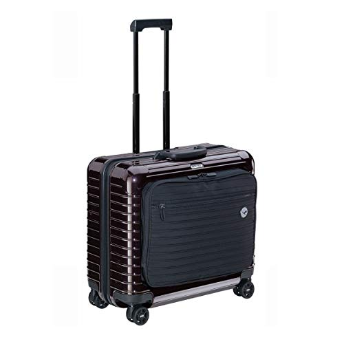 Check Out This RIMOWA Lufthansa Bolero Multiwheel Business Trolley Large 30L Amethyst