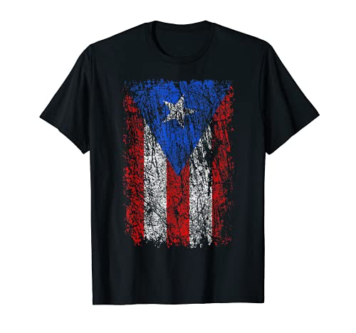 PUERTO RICO FLAG PORTO RICO COMMONWEALTH RICAN PRIDE LOVE T-Shirt