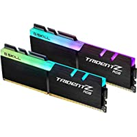 G.Skill TridentZ RGB 32GB (2 x 16GB) PC4-28800 3600MHz DDR4 Memory