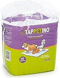 Vital Tappetini assorbenti per Animali 60x60cm 10 Pezzi