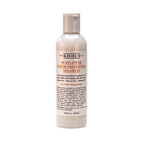 Kiehl's Sunflower Color Preserving Shampoo, 250 ml