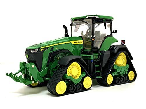 Britains 43249 John Deere 8RX 410 Sammelfiguren Kinder Traktor Zubehör kompatibel mit Bauernhofspielzeug 1:32 geeignet für Sammler & Kinder ab 14 Jahren