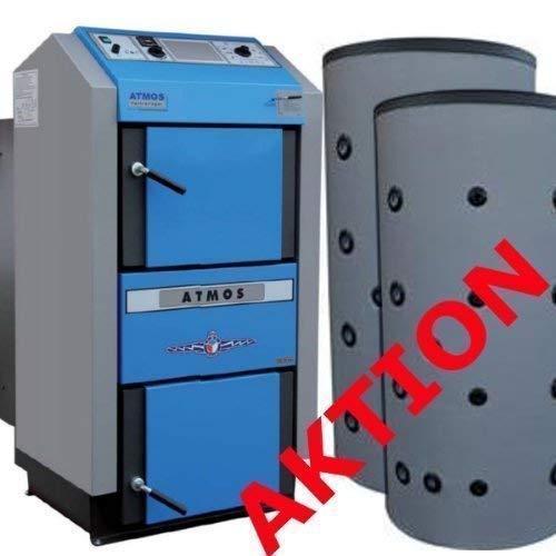 Gasificación Atmos Dc 25 Gse Bafa con 2x1000L Tope