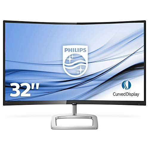 Philips 328E9QJAB Gaming Monitor Curvo LED da 32