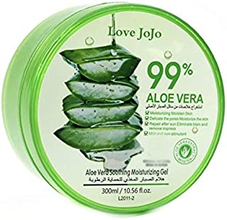 Love JoJo 99% Aloe Vera Soothing Moisturizing Gel 300ML