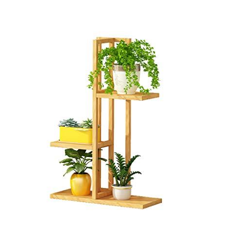 CXQ Moderne Creative Stand de fleurs Salon Balcon Intérieur Sol-à-porte Pension complète Trois étages Fleur Jardin Jardin Pot De Fleurs