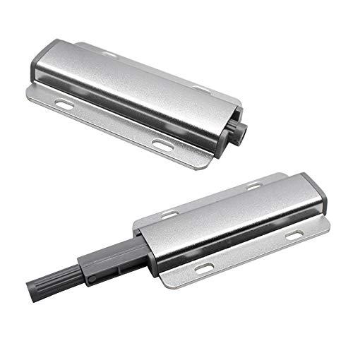FUJIE 2Pcs Amortiguadores Magnéticos para Puerta de Armario
