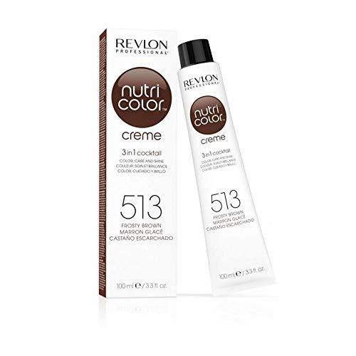 Revlon Professional Haarpflege Nutri Color Creme 513 Kastanie 100 ml