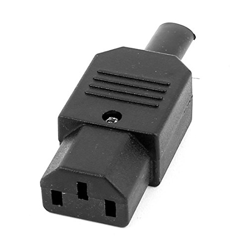 Aexit AC 250V Elektronik & Foto 10A Strom IEC320 C15 Buchse Kabel Verbindung Zubehör Steckdose Adapter