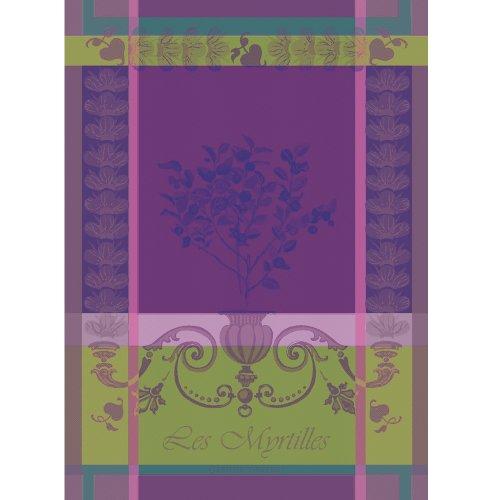 Garnier Thiebaut Geschirrtuch Myrtilles Violet