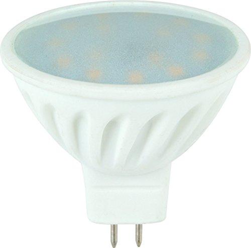 HEITRONIC LED Leuchtmittel GU5,3 5W warmweiß 2700K 400 Lumen
