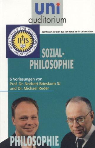 Sozialphilosophie (uni auditorium - Taschenbuch)
