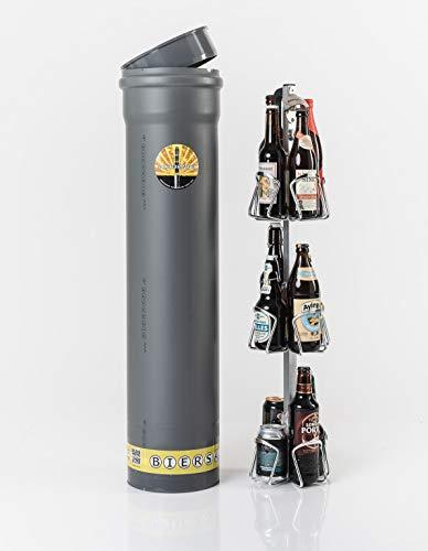 """BIERSAFE: \""""Hoch die Zwölf ! Garten Erdloch Flaschenkühler/Getränke-Kühler/ERD-Kühlschrank, stromlos-Bier-Kühl-Gadget/für Outdoorküche"""