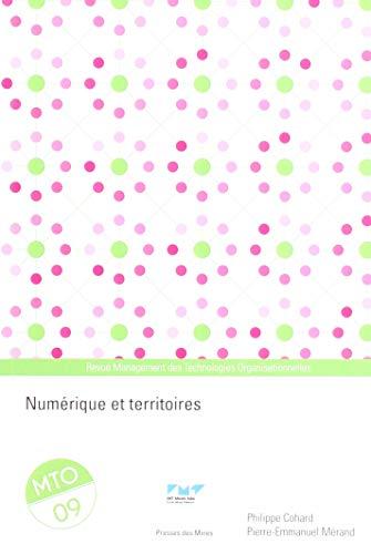 Numérique et territoires: MTO 09