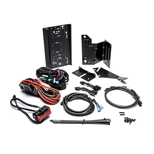Rockford Fosgate RFK-HD9813 Amplifier Wiring Kit for 1998 - 2013 Harley Davidson Road Glide & Street Glide Motorcycles