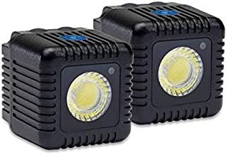 Lume Cube 1.0 Two Pack - Waterproof LED Light for Photo, Video & Content Creation