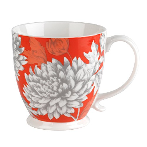 CAMBRIDGE Cm05448 Kensington Yumi Mug en Porcelaine Fine, Multicolore