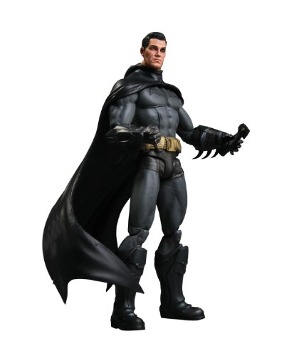 Batman Arkham City Figurine Batman 17 cm DC Direct