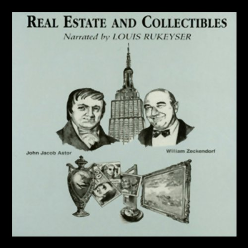 Real Estate and Collectibles cover art