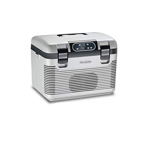 CLING Mini Réfrigérateur Réfrigérateur De Voiture, Boîte De Refroidisseur De Compresseur Boîte De Congélateur, avec Le Raccordement De 12/24/220 Volts pour des Voitures Et des Camions, Capacité 191L