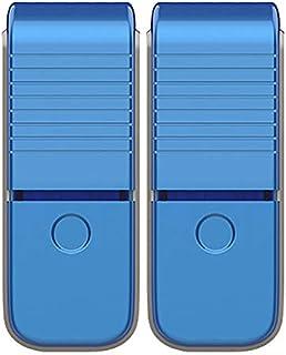 SNOWINSPRING 2 Uds Purificador de Aire PortáTil Collar Purificador de Aire USB Limpiador de Aire USB Generador de Iones Ne...