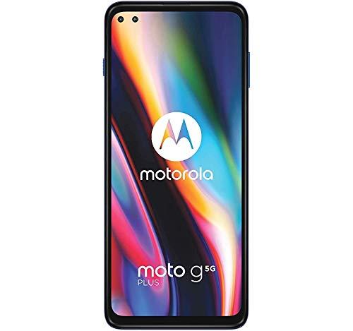 Motorola Moto G 5G Plus - Smartphone 64GB, 4GB RAM, Dual Sim