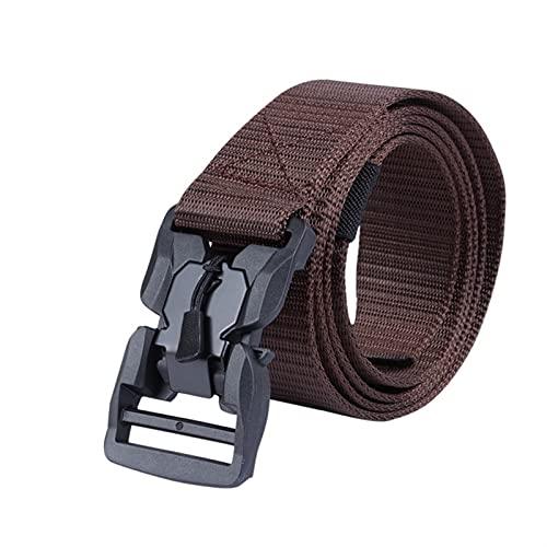 Cinturón de cintas correas de cinturón de nylon elástico Cinturón de la...