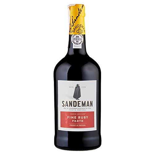 Sandeman FINE RUBY Porto 19,5% Vol. 0,75l