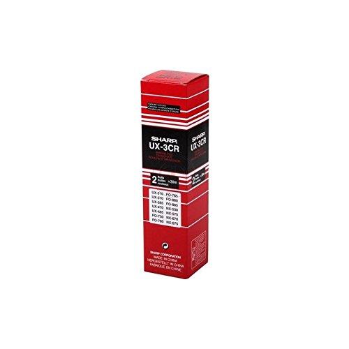 Druckfolie für Faxgeräte Sharp UX-3CR, für FO-730/785/880, UX-310/370/385/470/485, NX-530/670